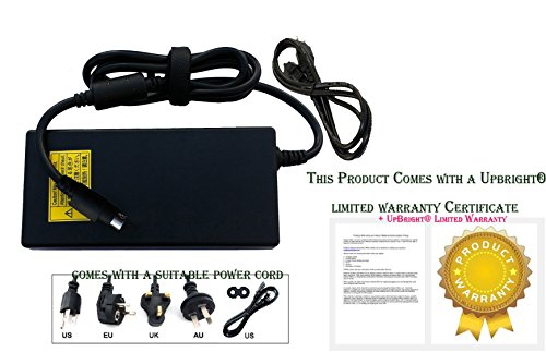 UpBright NEW Global 19.5V 11.8A 230W AC / DC Adapter For MSI ADP-230EB T ADP-230EBT S93-0409090-D04 Laptop Delta 19.5VDC 230 Watts Power Supply Cord Cable PS Charger Mains PSU by UPBRIGHT (Image #1)