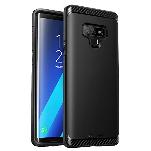 Galaxy Note 9 case, SUPCASE [Unicorn Beetle Series] Premium Hybrid Protective Case for Samsung Galaxy Note 9 2018 Release, Retail Package (TPU/Black)