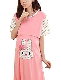 YAN Women Hospital Maternity Delivery/Birthing/Labor Gown Nightdress Pyjamas