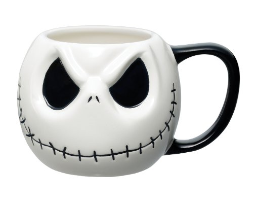 Disney Jack Skellington Mug]()