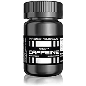 Kaged Muscle PurCaf Capsules