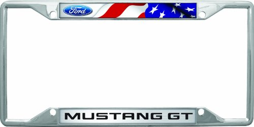 - Ford Mustang GT w/ American Flag