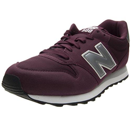New Balance Herren GM500 Sneaker, weinrot