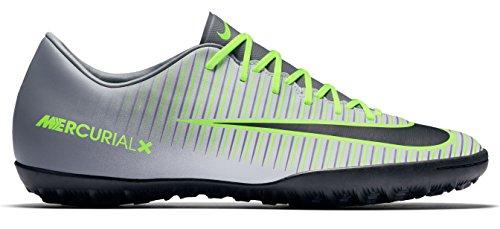 Hommes Nike Mercurialx Victoire Vi (tf) Turf Football Boot (8)