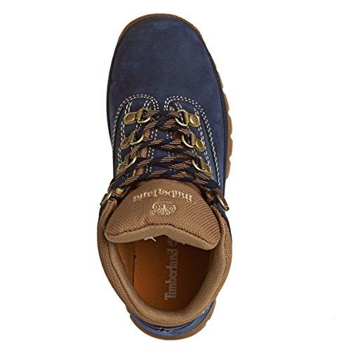 Timberland Suede Euro Cuir Bottines Hiker Chaussures Enfant 6v4ZBq86