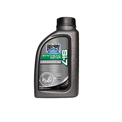 Bel-Ray Si-7 Synthetic Engine Oil 2T 1Liter 3602-0054*