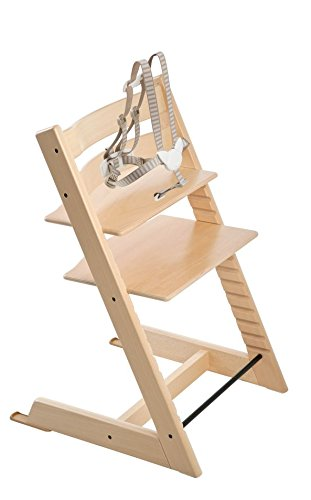 Stokke Tripp Trapp Chair, Natural