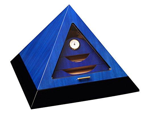 Le Veil 100ct Pyramid Humidor -