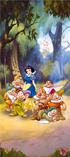Amazoncom Snow White And The Seven Dwarfs Poster Photo