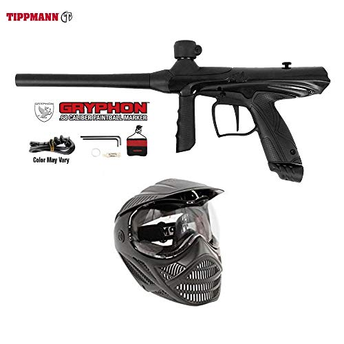 Tippmann Black Gryphon Value Pack – Paintball Gun Package Review