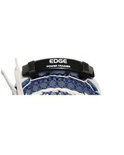 EDGE Power Trainer Lacrosse Stick Weight - Lacrosse Training - Lacrosse Training Equipment Bendable - Lacrosse Weight - Lacrosse Training Aids - Lacrosse Youth Training - Weighted Lacrosse Stick (Best Lacrosse Gloves For Midfielder)