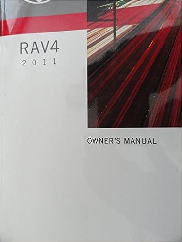 2011 toyota rav4 owners manual toyota amazon books fandeluxe Gallery