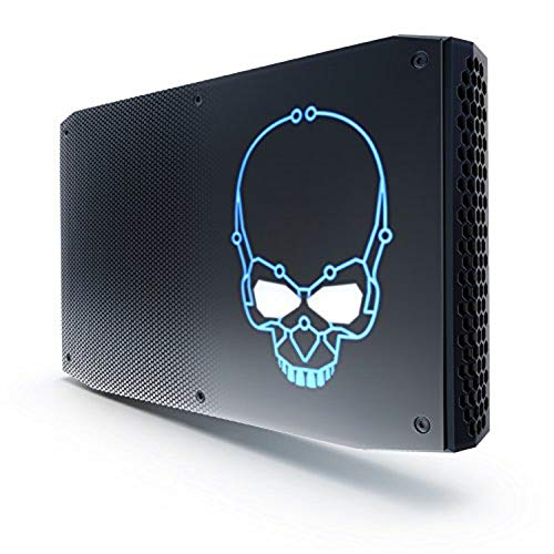 Intel NUC Hades Canyon NUC8I7HVK Premium Small Form Factor Gaming and Business Mini Desktop (Intel 8th Gen i7-8809G, 16GB RAM, 512GB PCIe SSD, Radeon RX Vega M GH, WiFi, Thunderbolt 3, 4k, Win 10 Pro)