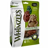 Paragon Whimzees Hedgehog Dental Treat for Large Dogs, 4 Per Bag