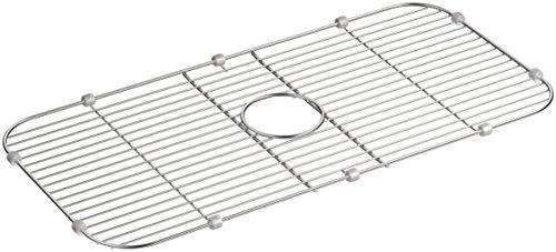 KOHLER Sink Rack for K-5290-NA Undertone and K-5290-HCF Undertone Preserve Sinks, Stainless Steel by Kohler
