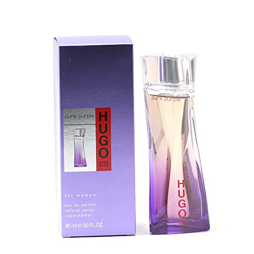 Pure Purple by Hugo Boss Eau De Parfum Spray For Women 3.0 OZ / 90 ml