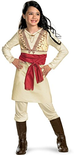 (Prince of Persia - Tamina Classic Child Halloween Costume (Small)