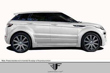 2012 - 2015 Land Rover Range Rover Evoque AF-1 lado Faldas (GFK) - 2 piezas: Amazon.es: Coche y moto