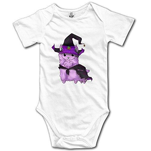 - Unisex Baby Arkansas Halloween Hats Pumpkins Purple Romper Babysuit Jumpsuit Onesie Bodysuit