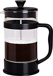 French Coffee Press - 34 oz Espresso and Tea Maker with Triple Filters, Stainless Steel Plunger and Heat Resistant Glass - Utopia Kitchen from Utopia Kitchen
