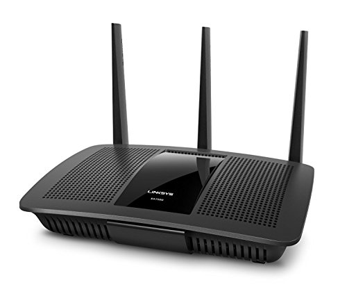 Linksys Wifi Router Ea7500 2.4 Ghz, 5 Ghz 1900 Mbit/S
