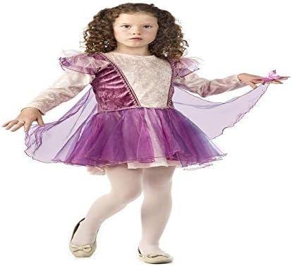 Disfraz de Hada Bailarina rosa para niña: Amazon.es: Juguetes y juegos
