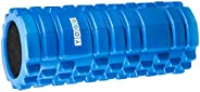 Medicine Massage Foam Roller EVA with Grid for Painful Tight muscles and Rehabilitation Deep-Tissue Massage an