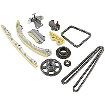 Amazon com: ECCPP Timing Chain Kit-noGear for 02-09 Honda