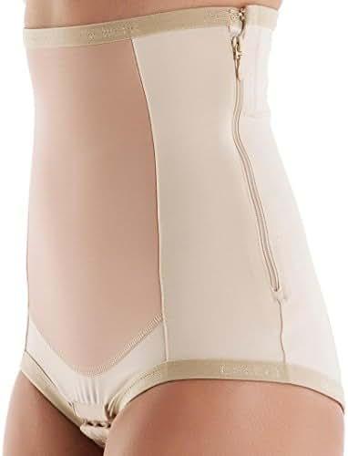 Bellefit Postpartum Girdle with Zipper Medical Grade Compression