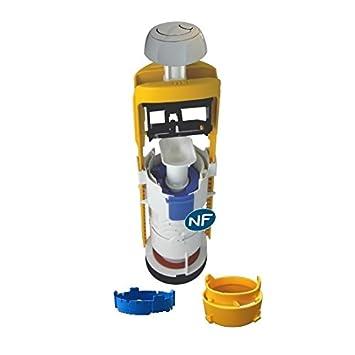 REGIPLAST-válvula de flotador y mecanismo de cisterna-Mecanismo de cisterna universal MECAD