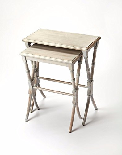 Nesting Traditional Table (Ambiant Traditional NESTING TABLES Gray)