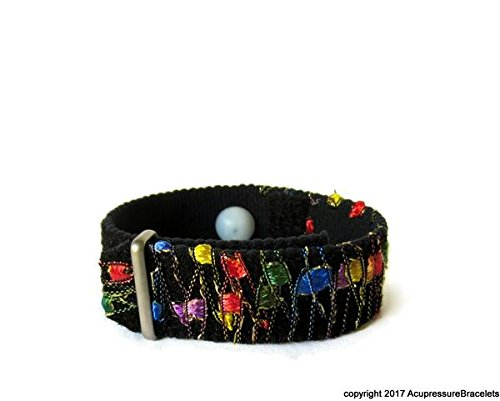 41hEDJOBXkL - Anxiety/Stress Relief Bracelet (single band) Rainbow
