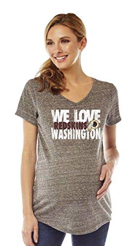 Washington Redskins Maternity Redskins Maternity Shirt