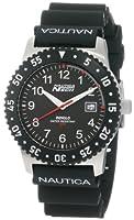 Nautica Men's N06511 Resin Round Analog Watch by Nautica