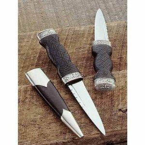 Sgian Dubh Dagger (Scottish Sgian Dubh Dagger)