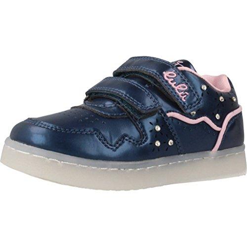 Lu Zapatillas Para Niña, Color Azul, Marca Lulu, Modelo Zapatillas Para Niña Lulu scintilla con Luces Azul Azul