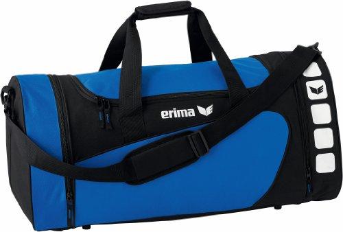 erima Sporttasche, New Royal/Schwarz, L, 76 Liter, 723330