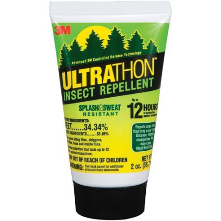 3M Ultrathon Insect Repellent Lotion, 2-Ounce pack of 6