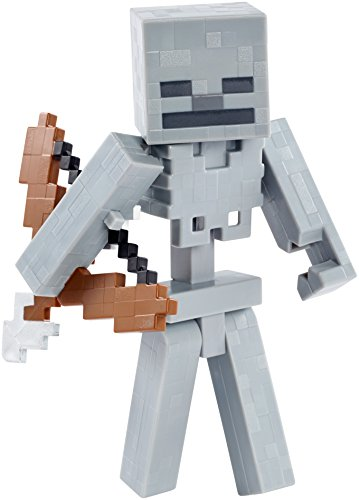 (Minecraft Skeleton With Bow 5