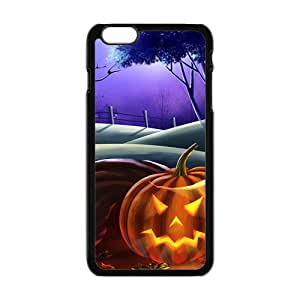 Happy Halloween shiny pumpkin Case for Iphone 6