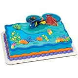Nemo Cake Decorating Kit : Amazon.com: Disney Finding Dory Nemo & Dory Cake Topper ...