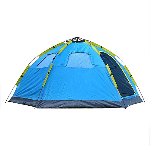 WOSTORE Instant Pop Up Camping Tent Automatic for Family