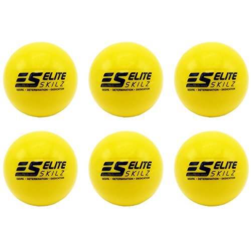Baseball Weighted Hitting and Batting Training Balls (6Pack)
