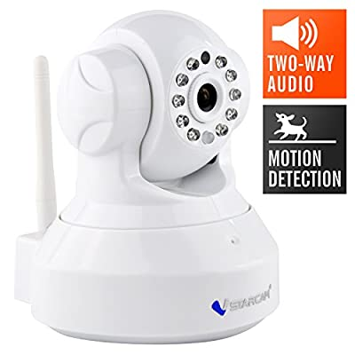 Wireless Security Camera, VSTARCAM WiFi IP Surveillance Camera Home Monitor Motion Detection Two-Way Audio Night Vision