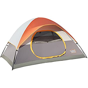 Timber Ridge 4 person 3 Seasons Family Tent with Carry Bag Lightweight for C&ing O  sc 1 st  Amazon.com & Amazon.com : Timber Ridge 4 person 3 Seasons Family Tent with ...