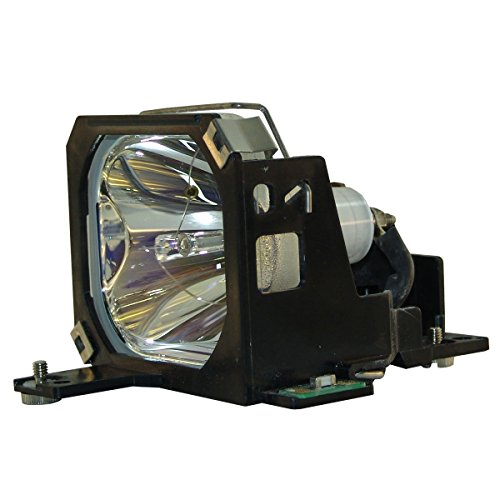 Lutema ELPLP06-P01 Epson ELPLP06 V13H010L06 Replacement LCD/DLP Projector Lamp (Philips Inside)
