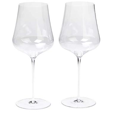 Gabriel Glas -Austrian Crystal Wine Glass -  StandArt  Edition - Set of 2