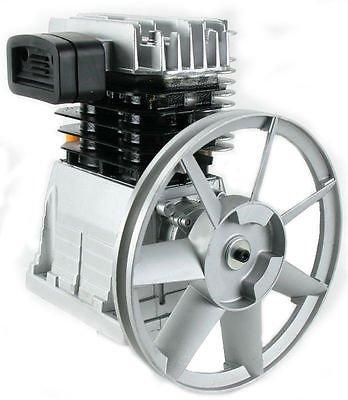 pressor Pump 11.5 CFM 145 PSI Single Stage Twin Cylinder ()
