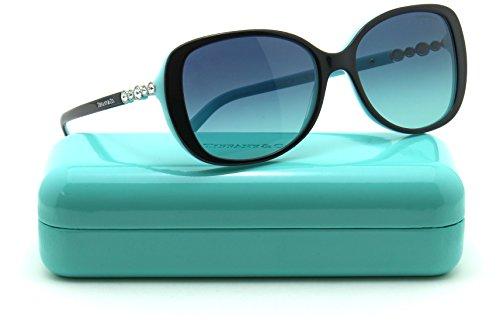 Tiffany & Co. TF 4121B Womens Rectangular Gradient Sunglasses -