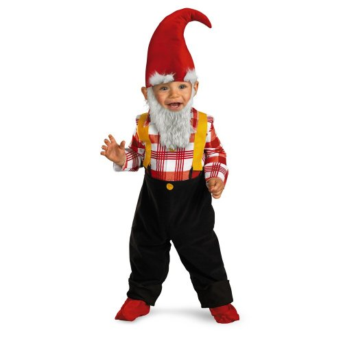 [Garden Gnome - Size: 2T] (Cute Unique Costumes)